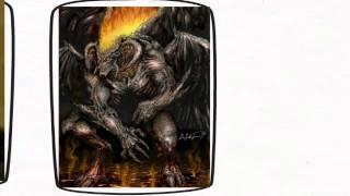 Quenta Silmarillion, cap. II (Edad de la Oscuridad y Despertar de los Elfos)