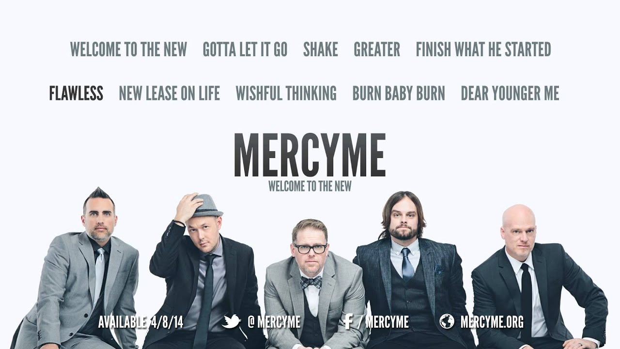 MercyMe - Welcome To The New - Album Preview - YouTube