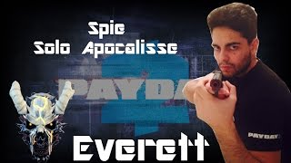 Repeat youtube video Payday 2 Ita: Spie in Apocalisse da Solo (Rats DW)