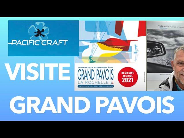 Grand Pavois La Rochelle 2021 #11 Visite du Stand Yamaha et Pacific Craft
