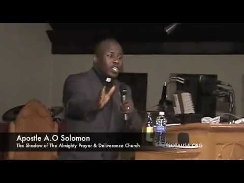 Turn of Events 3 Days of Deliverance - YouTube - the shadow of the almighty ministry
