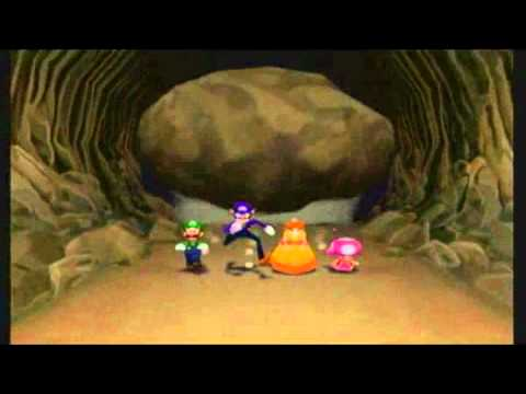 Mario Party 6-Doom and Gloom Mini-Games
