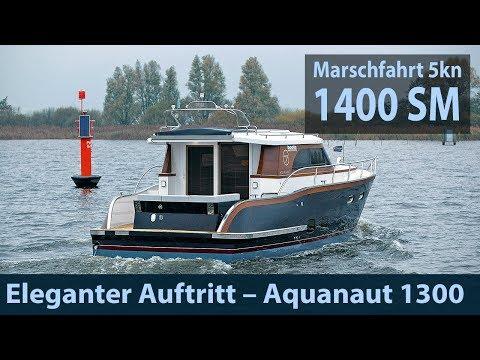 Aquanaut Majestic 1300 OC | Test