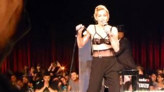 Video Madonna Striptease   Like a Virgin MDNA Live Roma Full HD download MP3, 3GP, MP4, WEBM, AVI, FLV September 2018