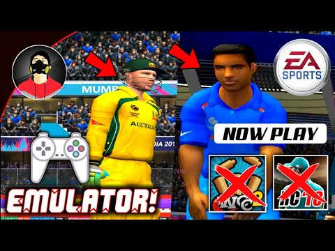 EA Sports Cricket 2019 Game Download Android For Android | Apk + Data | 100% Working In Hindi