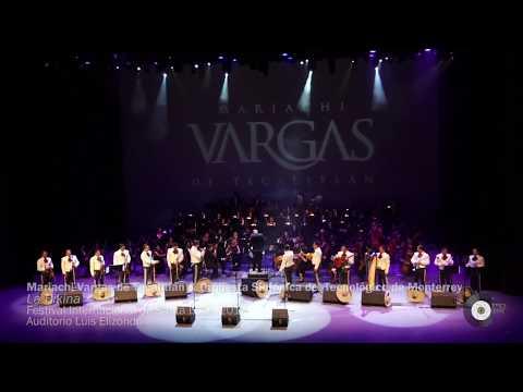 Mariachi Vargas de Tecalitlán - La Bikina (Orquesta sinfónica)     FISL 2017