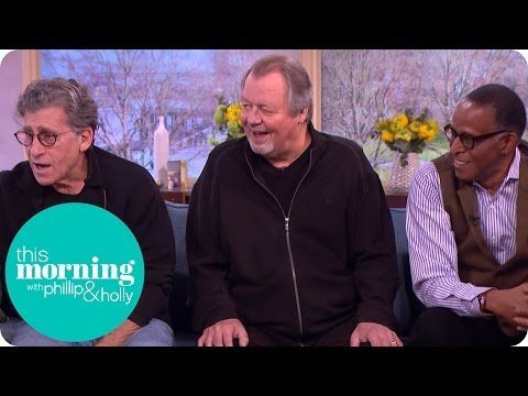 Starsky, Hutch and Huggy Bear Reunite - but It Gets a Little Awkward for Holly! | This Morning