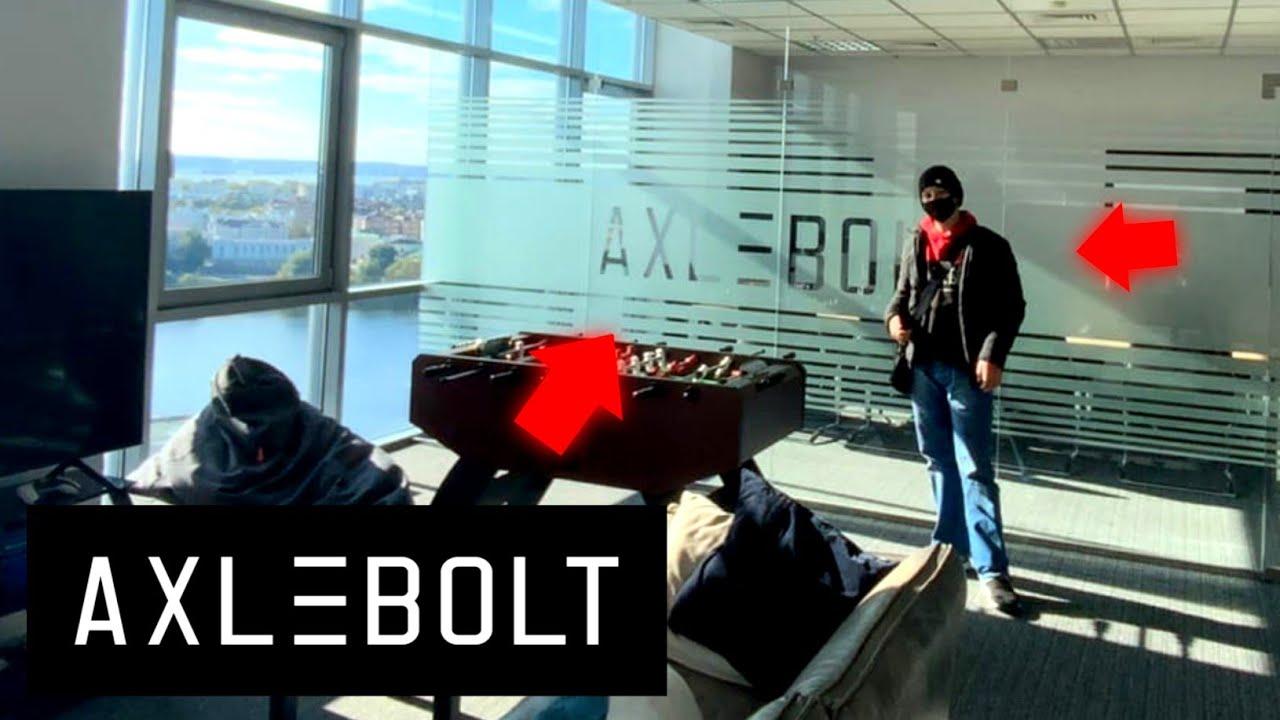 ПРОБРАЛСЯ В ОФИС РАЗРАБОТЧИКОВ STANDOFF 2 AXLEBOLT - НОВАЯ КАРТА В СТАНДОФФ 2