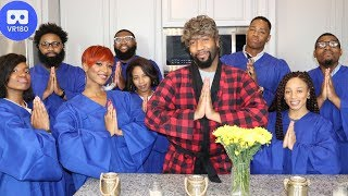Download The Black Thanksgiving Anthem!  🦃😂 (VR180 Experience) | Random Structure TV Mp3 and Videos
