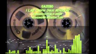 Gazebo - I Like Chopin (maxi  remix)