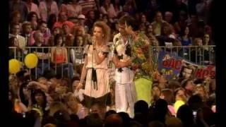 Мартиросян и Харламов на премии Муз-ТВ 2006