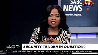SABC security tender in question: Ayanda Mkhize thumbnail