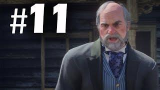 Red Dead Redemption 2 Part 11 - Sheep - Gameplay Walkthrough (RDR2) PS4