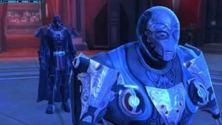 SWTOR - Darth Baras' Defeat (sith warrior act 3 ending)
