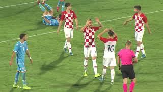 SAN MARINO U-21 vs HRVATSKA U-21 0:7 (kvalifikacije za EP 2021.)
