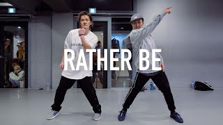 Clean Bandit - Rather Be ft. Jess Glynne  / Hilty & Bosch Choreography