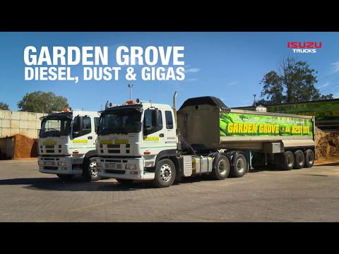Isuzu Trucks: Diesel, Dust & Gigas - Garden Grove - Isuzu Australia Limited