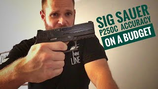 Sig Sauer P250 Double The Accuracy