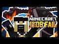 Minecraft ULTIMATE SPEEDRUN FAILURE Must See
