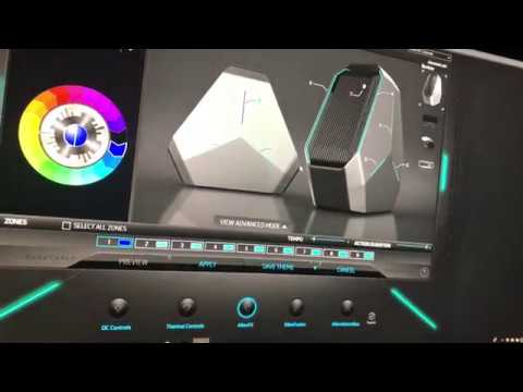 ALIENWARE: COMMAND CENTER and ALIENFX re-install