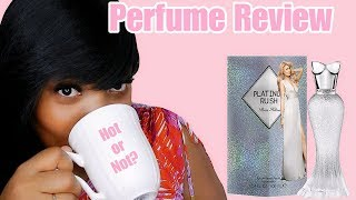 Paris Hilton Platinum Rush Perfume Review