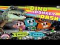 Cartoon Network Games: The Amazing World of Gumball - Dino Donkey Dash {Full Gameplay}