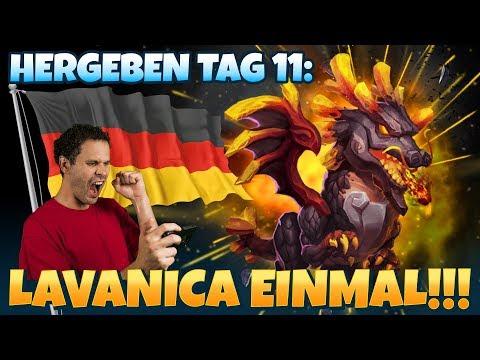 Huge F2P Hook UP! Wild Rewards On German Server! Castle Clash