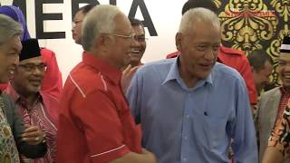 Former Selangor MB 'Mat Taib