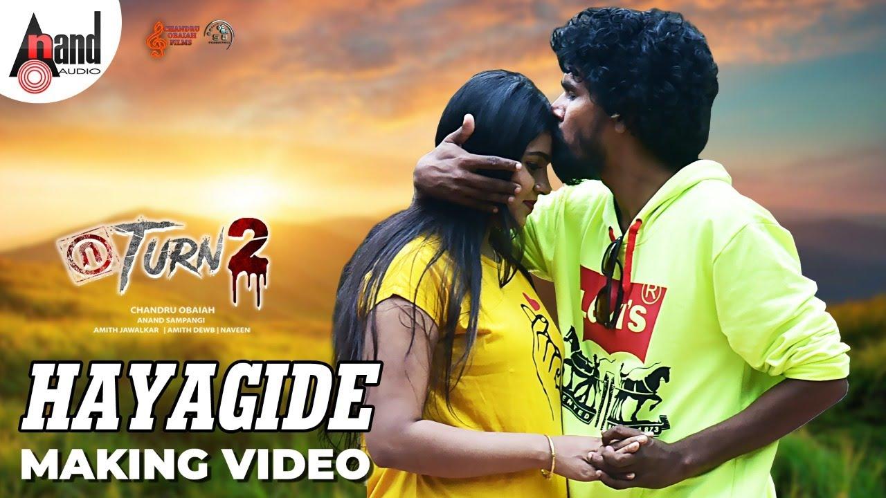 U Turn 2 || Hayagide || HD Video | Chandru Obaiah || Pooja S M || Anand Sampangi || Making Video