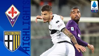 Fiorentina 1-1 Parma | Fiorentina Fight Back To Share Points | Serie A