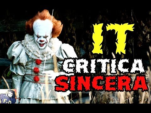IT ( eso ) CRITICA SINCERA RECIEN SALIDOS DEL CINE - OPINION