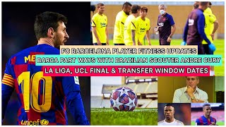 In this video, we will not be to transfer focused. focusing more about barca, the players and tournaments coming up. end of video,...