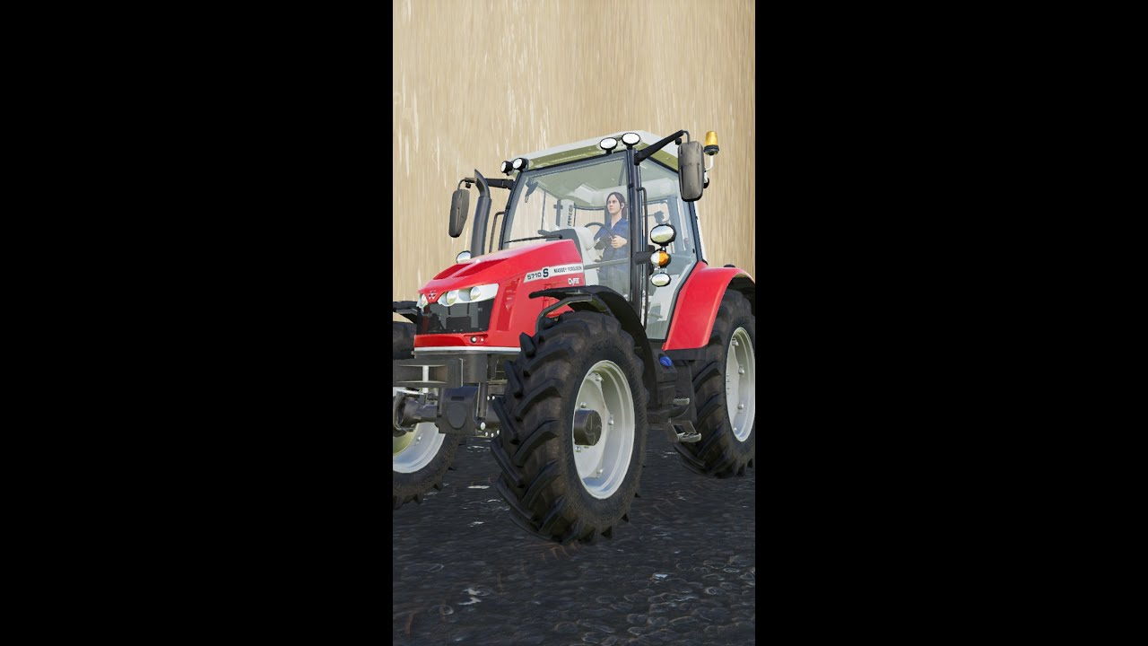 0 200kmh Tractor, Harvester and Loader - Jump into the Great Hole