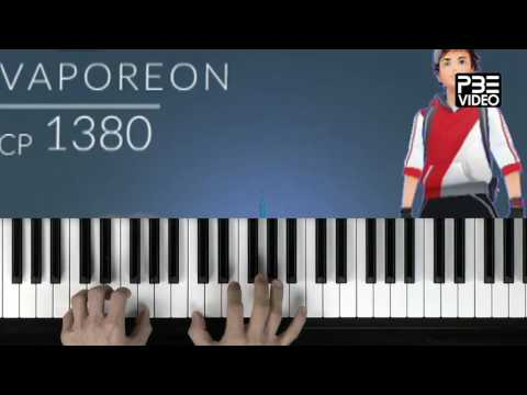Pokemon GO piano cover (by Play by Ear Music School - Singapore)