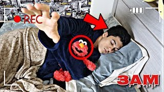 Mix - DO NOT RECORD YOURSELF SLEEPING WITH ELMO AT 3AM!! *ELMO MOVED*