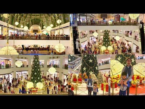 Mall of Emirates Christmas | Mall of Emirates Dubai | Christmas in dubai 2020 | Part 1 | Dubai