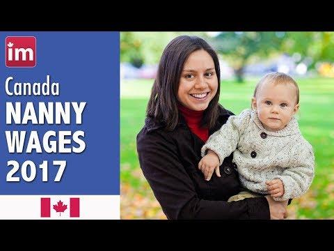 Nanny Salary in Canada - Jobs in Canada
