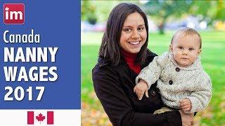 Nanny Salary in Canada | Jobs in Canada (2017)