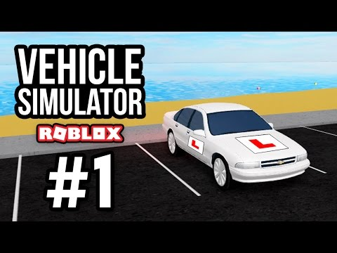 FAILING MY DRIVING TEST - Roblox Vehicle...