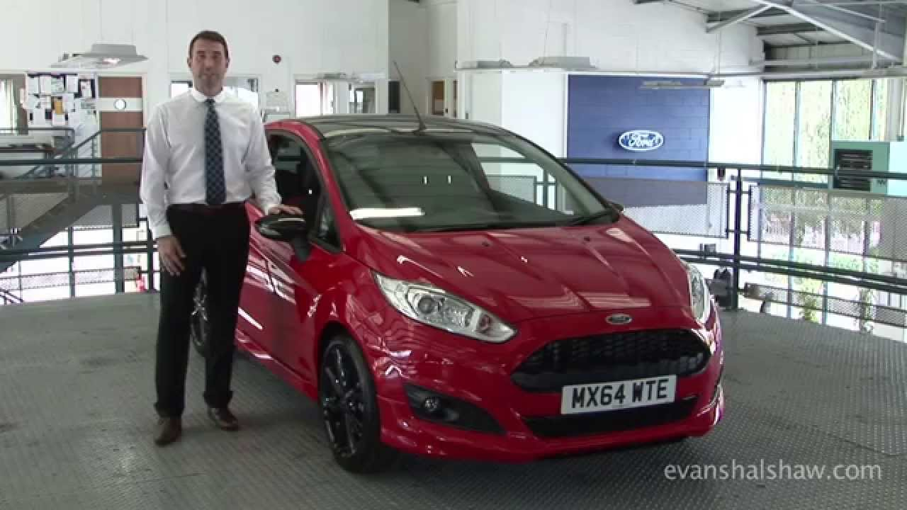 Ford Fiesta Hatchback >> Ford Fiesta Zetec S Red Edition Review - YouTube