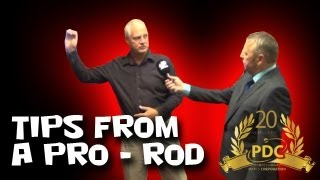 How To Play Darts | Learn How To Play Darts With Legend Rod Harrington