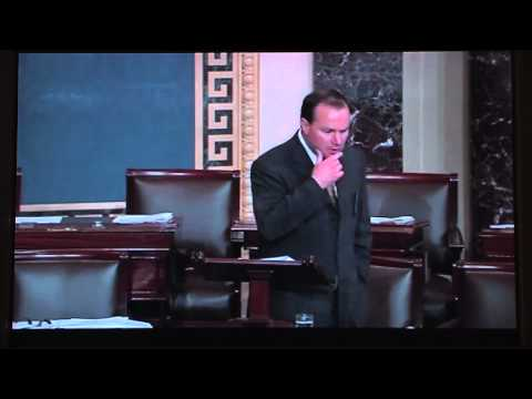 Cruz filibuster: Mike Lee disputes the Supreme Court