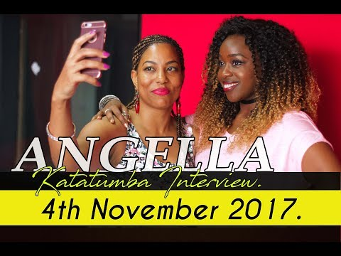 THERE IS PAIN THAT IS BEYOND TEARS. ANGELLA KATATUMBA ON CELEB SELECT [ 4th NOV 2017 ]