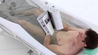 ЦЕЗАРЬ (Тритон), акриловая ванна с гидромассажем :: Интернет-магазин сантехники «Ванная комната»(, 2015-06-29T08:57:55.000Z)