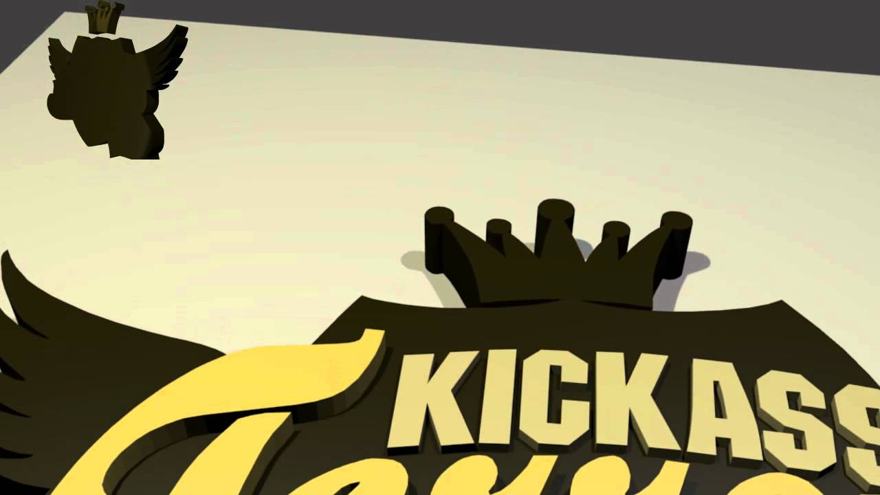 Kickass Torrents logo made with Blender 2.58 - YouTube