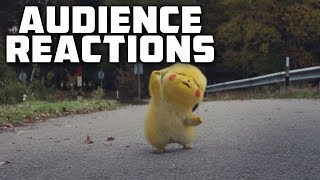 POKÉMON Detective Pikachu {SPOILERS}: Audience Reactions | May 9, 2019