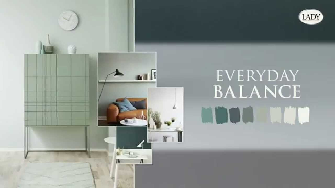 Everyday Balance Tema Nr 1 Lady Balance Fargekart Youtube