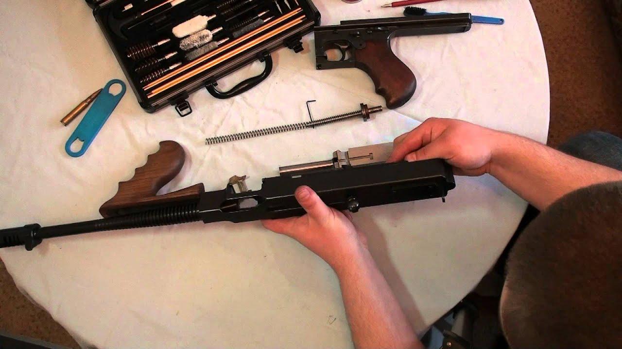 Just Fieldstrip - #030 - Tommy Gun / Thompson M1928  45 ACP