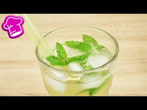 Erfrischender Zitronen Eistee mit Ingwer & Minze | Super lecker & einfach selber machen | Sommer
