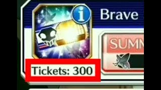 3 Year Anniversary = 300 Brave Soul Summoning Tickets! [Bleach Brave Souls]